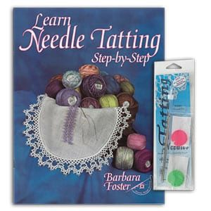 Beginner Needle Tatting