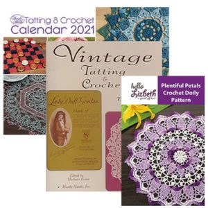 Crochet Books and Pamphlets