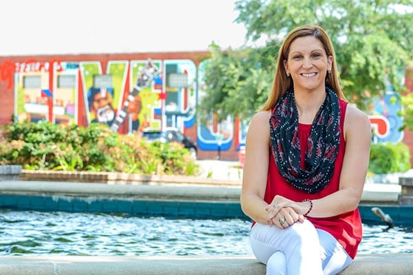 Five Points Association Names Kelsey Hennighan as Executive Director