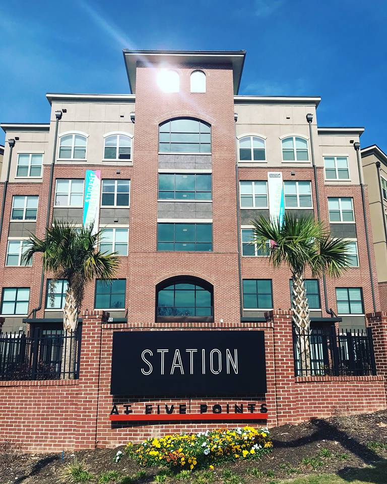 Station at Five Points