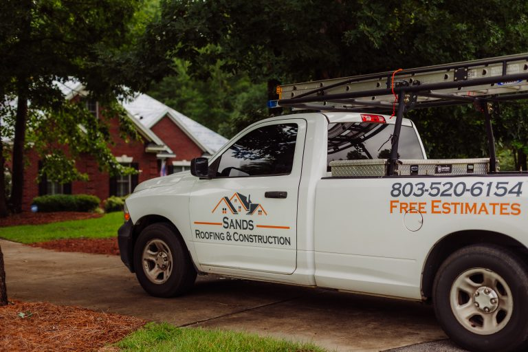 Free Estimates with Sands Roofing & Construction