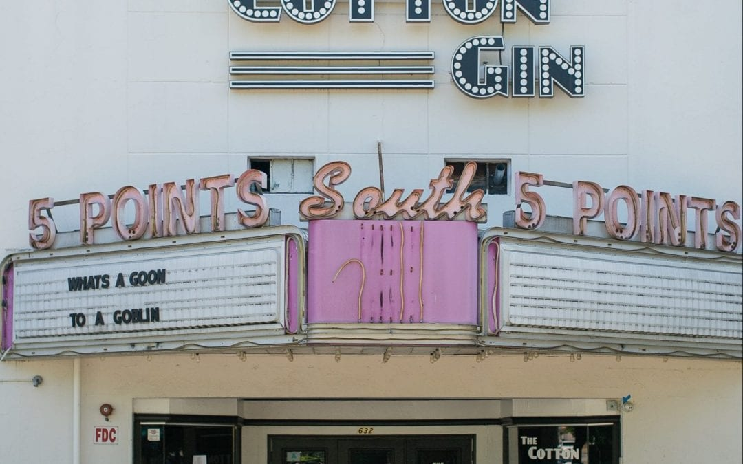 Five Points Theater & Marquee
